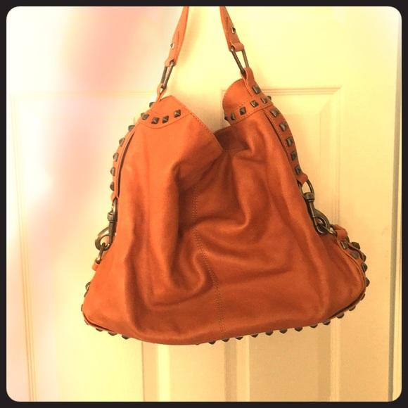 540016cde28c Rebecca Minkoff Camel leather Nikki shoulder bag. M 5b310a4812cd4abc310086a3